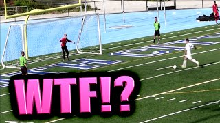 THE CRAZIEST GAME IN FOOTBALL EVER! | IRL SCHOOL FOOTBALL / SOCCER HIGHLIGHTS (PART 5)