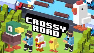Crossy Road Endless Arcade Hopper Gnam Gnam Style Psy Unlocked