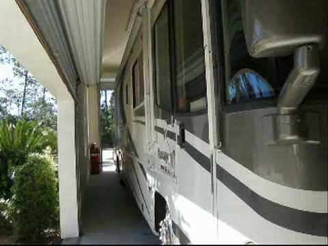 Check Out This Rv Garage With Home For Sale Navarre