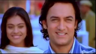 Gambar cover Chanda Chamke full song Aamir Khan and Kajol
