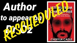 Letters from Christopher author to appear on Dr Oz
