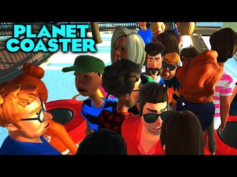 Bottleneck - Planet Coaster Meowing