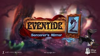 Eventide 2 : Sorcerer's Mirror  - Platinum Walkthrough(All Imps, Cards, Glimmering Mirrors)