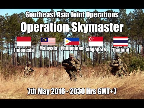 Operation Skymaster | ArmA 3 6th Southeast Asia Joint Operations
