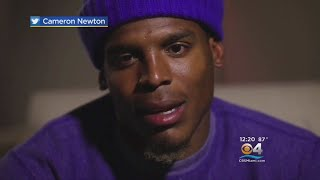 Cam Newton Apologizes For Sexist Remark