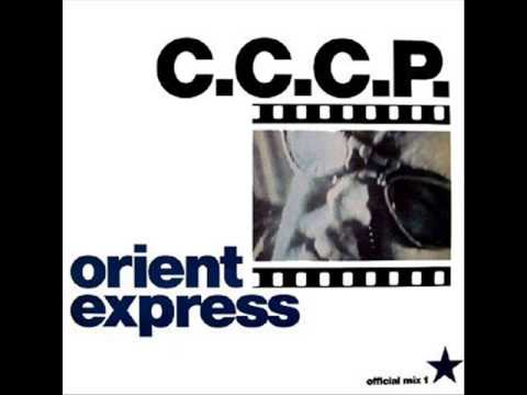 "C C C P . Orient Express (Official Mix 1) A - 12"" - 1988"