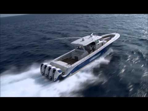 53 Sueños Running Offshore