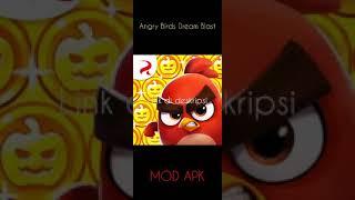 Angry Birds Dream Blast MOD APK