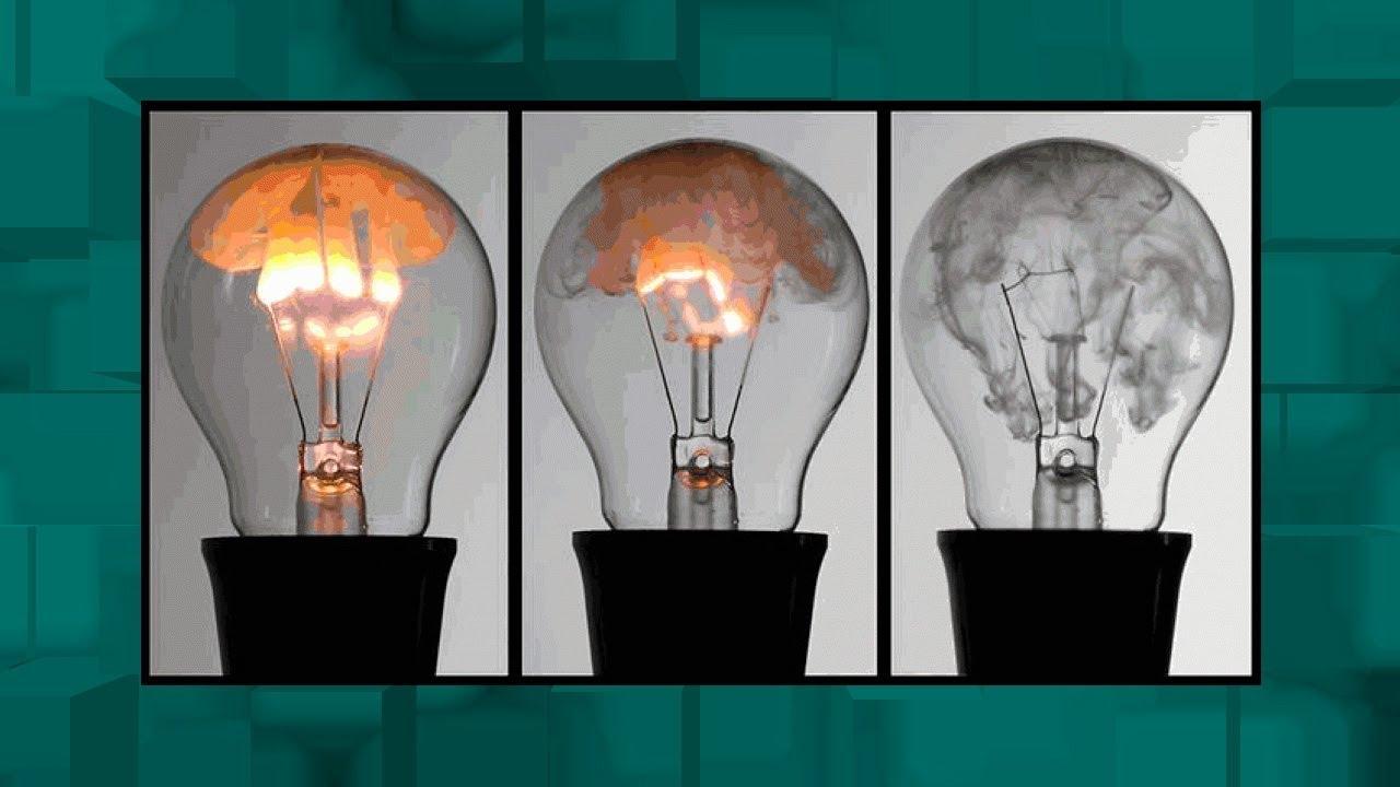 Почему перегорают лампочки