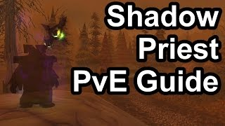 Quick Shadow Priest PvE Guide (1.12.1) [WoW Classic]