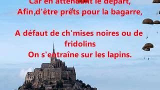 Chant Militaire //Valse du Bataillon de choc