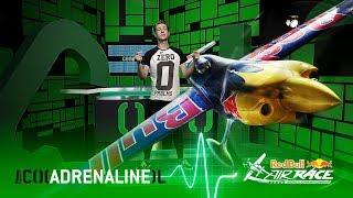 COOL adrenaline: Velkolepá finálová trať Red Bull Air Race v Japonsku
