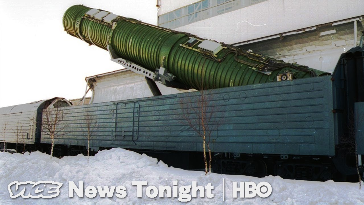 What Nuclear War Would Look Like: VICE News Tonight on HBO