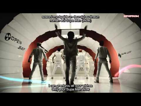 Teen Top - Supa Luv MV Eng Sub & Romanization Lyrics