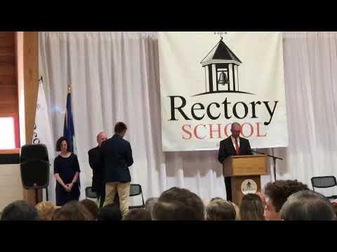 Rectory School Class of 2019…