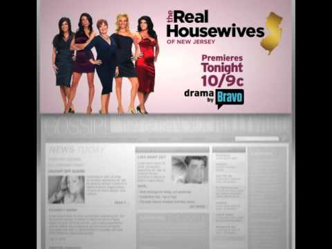 """Real Housewives of New Jersey"" Interactive Campaign"