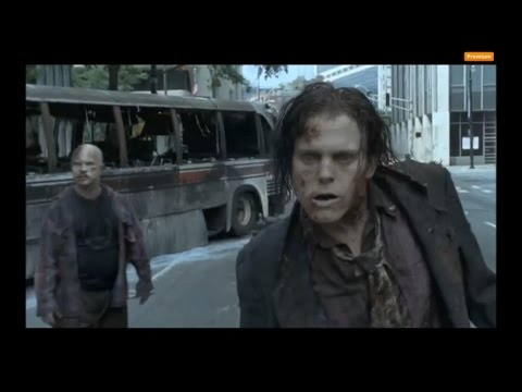 Jim Carrey als Zombie in The Walking Dead streaming vf