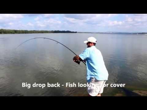 Carp fishing demo by guide Paul Russell with Carp Fishing New York. www.carpfishingny.com