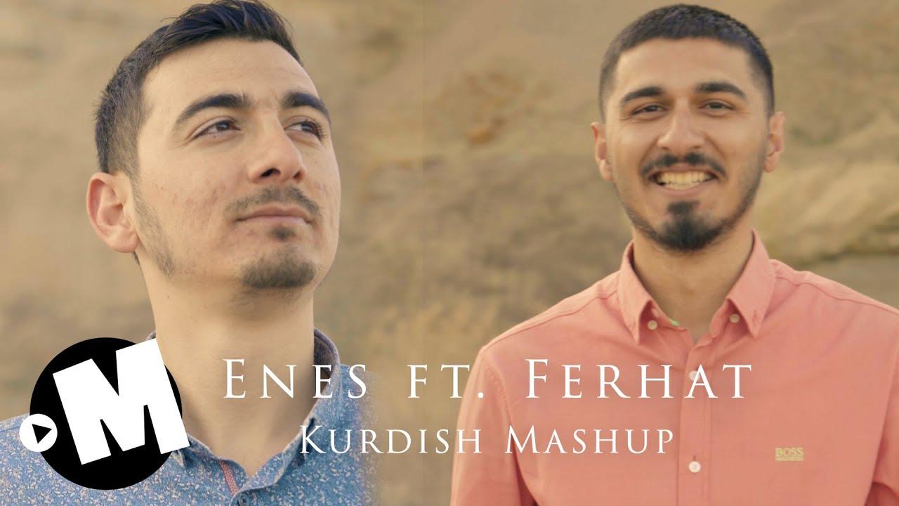 Enes Delikanlı & Ferhat Delikanlı - Yeni Kurdish Mashup (Official Video Klip 2020)