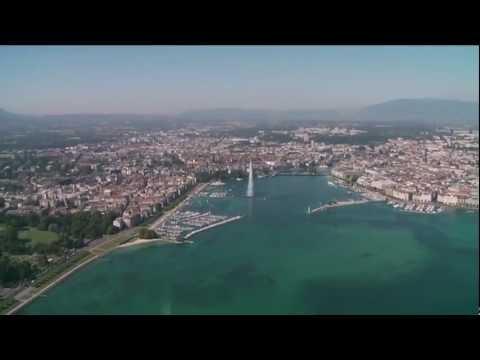 SIG - Les 120 ans du Jet d'Eau de Genève