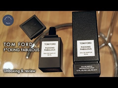 tom ford f cking fabulous edp limited edition 2017. Black Bedroom Furniture Sets. Home Design Ideas