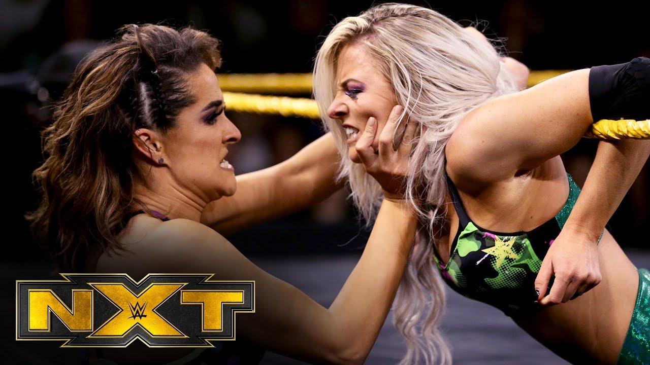 WWE NXT: Dakota Kai on her post-injury heel turn - Sports Illustrated