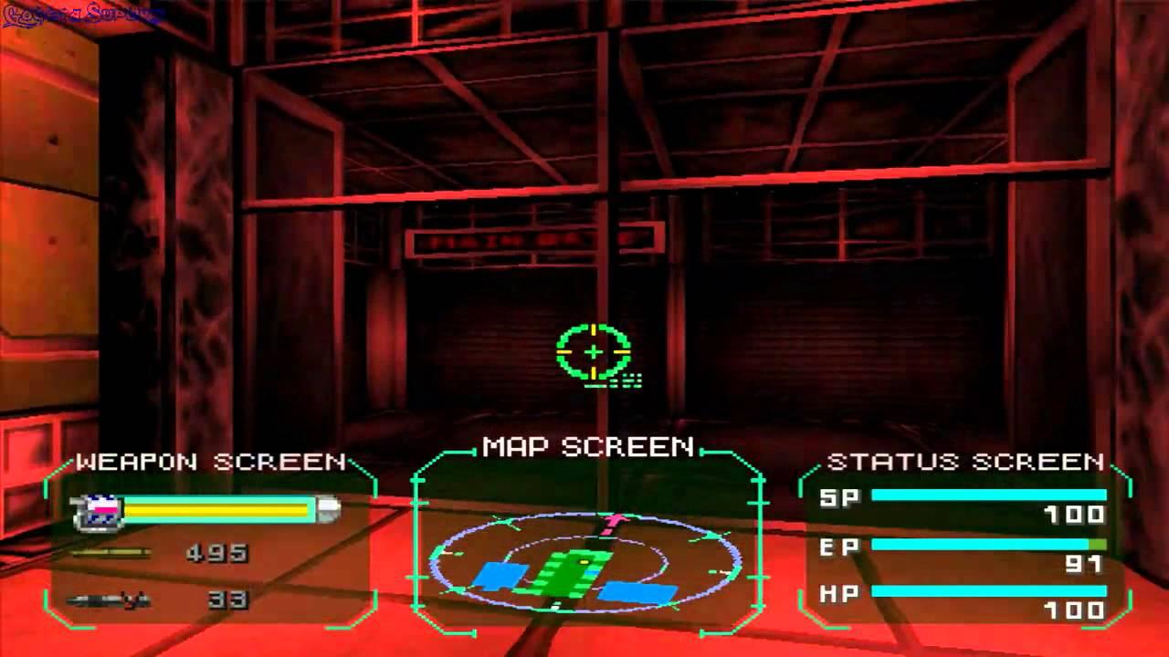Epidemic PS1 ROM #10
