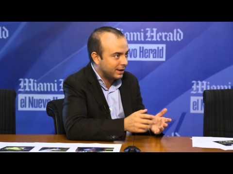 Ángel Carromero habla con el Nuevo Herald