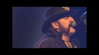 Motörhead - I Know How To Die live