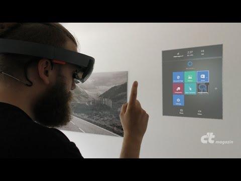 Microsoft HoloLens im c