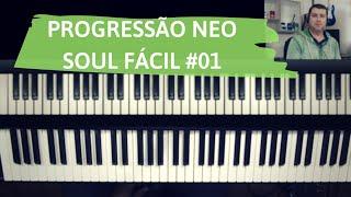 Progressão Neo Soul Fácil #01