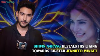 I have had a crush on Jennifer Winget- Shivin Narang I Exclusive I TellyChakkar
