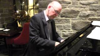 John Sherwood piano jazz -- I