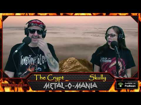 #226 - Metal-O-Mania - 9-15-21 - Bray Road - Ghetto Ghouls Interviews