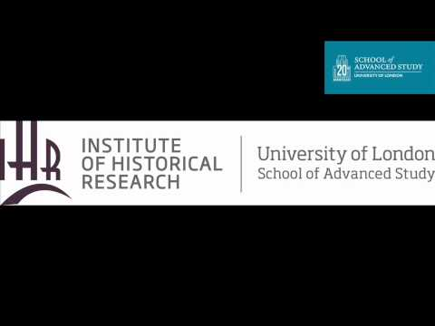 Fashion: 84th Anglo-American Conference of Historians - Plenary Lecture 1