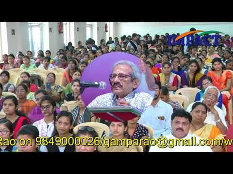 Justice SitaRamaMoorthy  High Court - Judge at  IMPACT Kakinada 2017