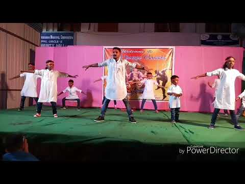 Gallika Ganesh Dance video song