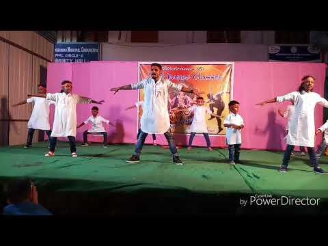Gallika Ganesh Dance video song