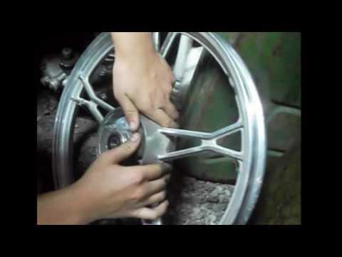 Как сделать демпферные резинки в колесо на мопед альфа