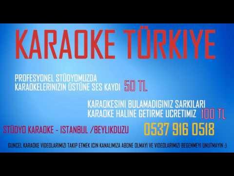 Devrim Erdem Gecenin Kaçı Karaoke Md Alt Yapı 2
