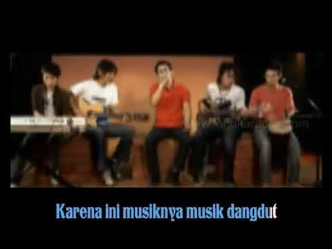 Video karaoke 7 warna pangeran dangdut
