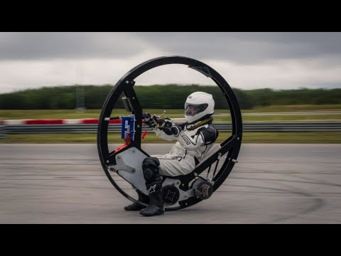 استعدادات لرقم قياسي جديد بواسطة دراجة كهربائية بعجلة واحدة  - نشر قبل 2 ساعة