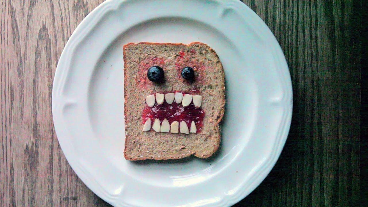 Idee divertenti per sandwich per bambini ricette per for Ricette per bimbi