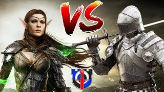 Best medieval weapons to use against elves: FANTASY RE-ARMED