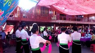 Tiết Mục Múa Đẹp Nhất Bản - Ăn Mừng Nhà Mới Thái Điện Biên/ Lò Văn Chiến