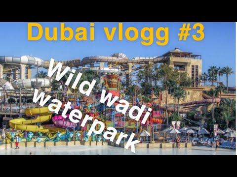 Dubai vlogg #3   Wild wadi waterpark