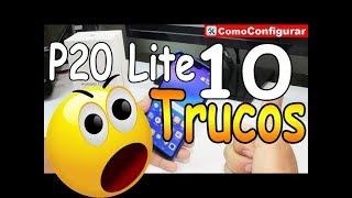 10 Trucos Huawei P20 Lite TIPS Y TRUCOS Consejos Trucos Ocultos Y Novedades