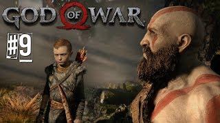GOD of WAR 4 СТРИМ НА PS4 ПОЛНОЕ ПРОХОЖДЕНИЕ #9 ИСПЫТАНИЕ ТЮРА