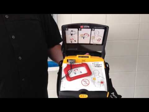 AED At Chilton School District