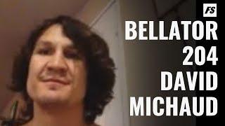 UFC Veteran David Michaud Talks Bellator Debut Aug. 17 Against Corey Davis